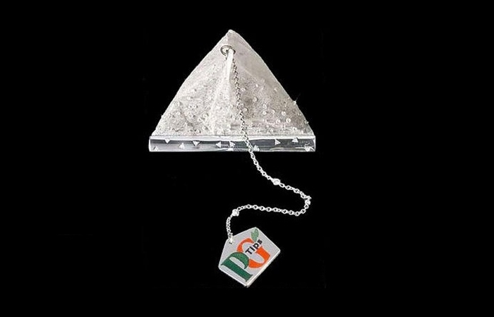 Most Expensive Tea In The World PG Tips Diamond Tea Bag