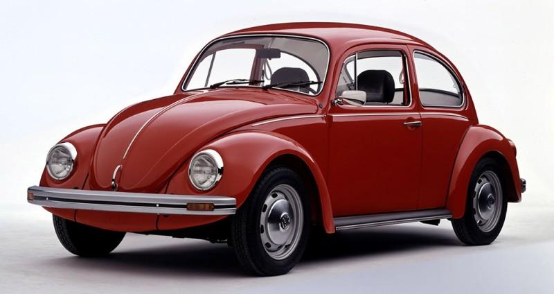 8 VW BEETLE