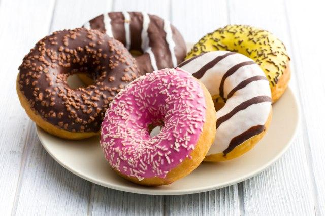 Ice Ring Doughnuts
