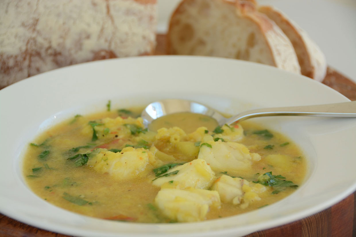 Portugese Fish Soup