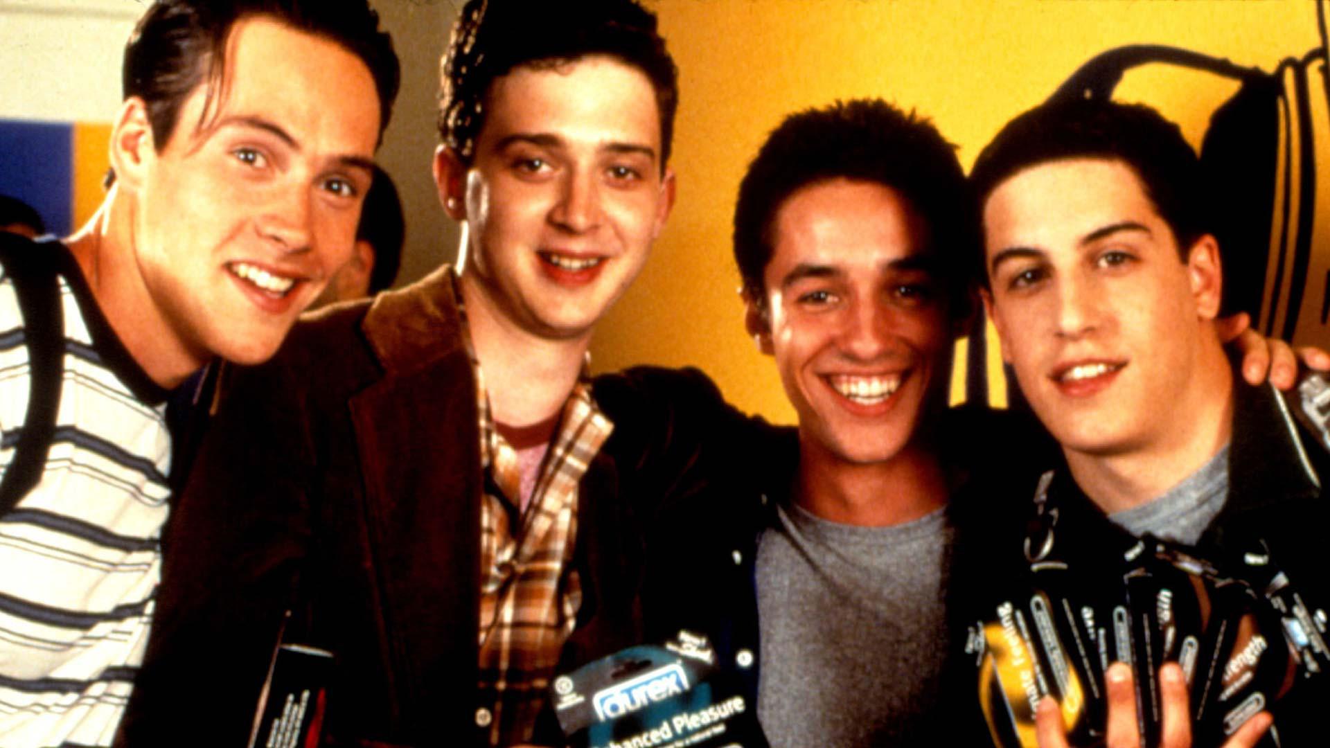 American Pie Cast Guys web