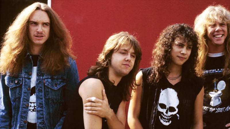 Metallica 1985