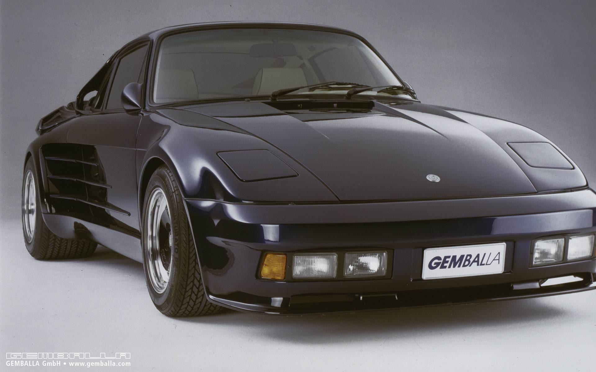 gemballa 1985