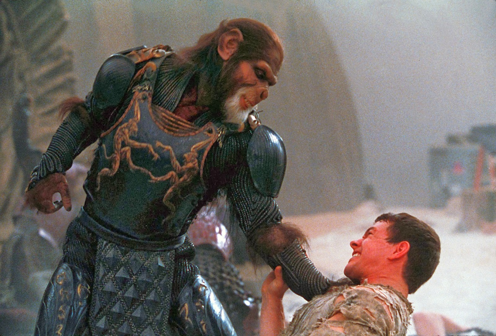 planet of the apes remake mark wahlberg tim roth
