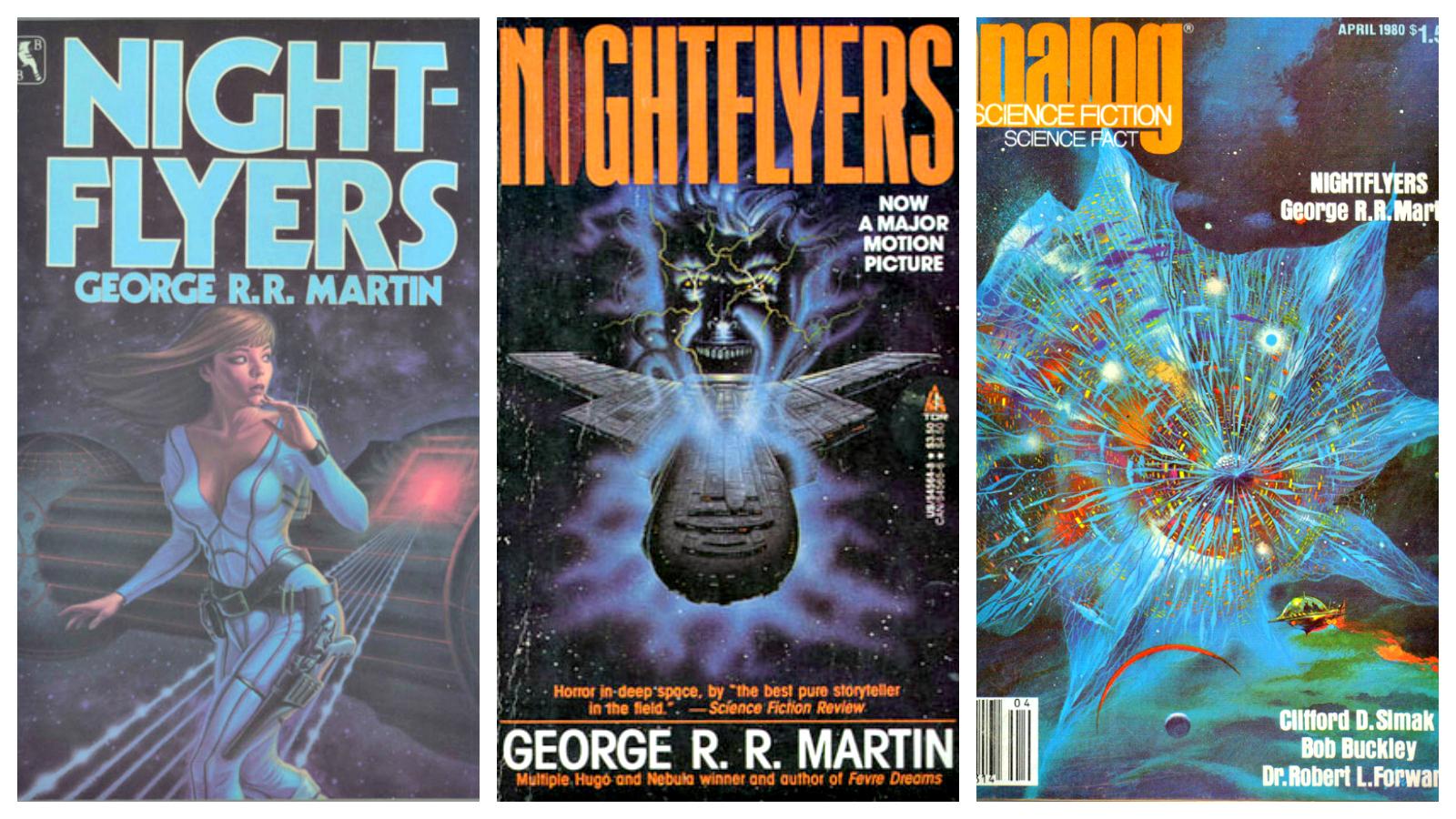 nightflyers collage