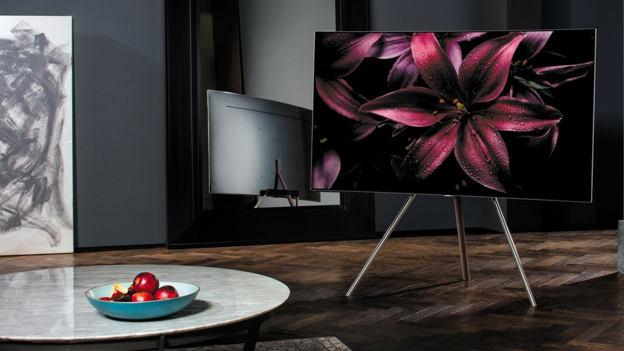 samsung qled samsungs latest television acronym explained