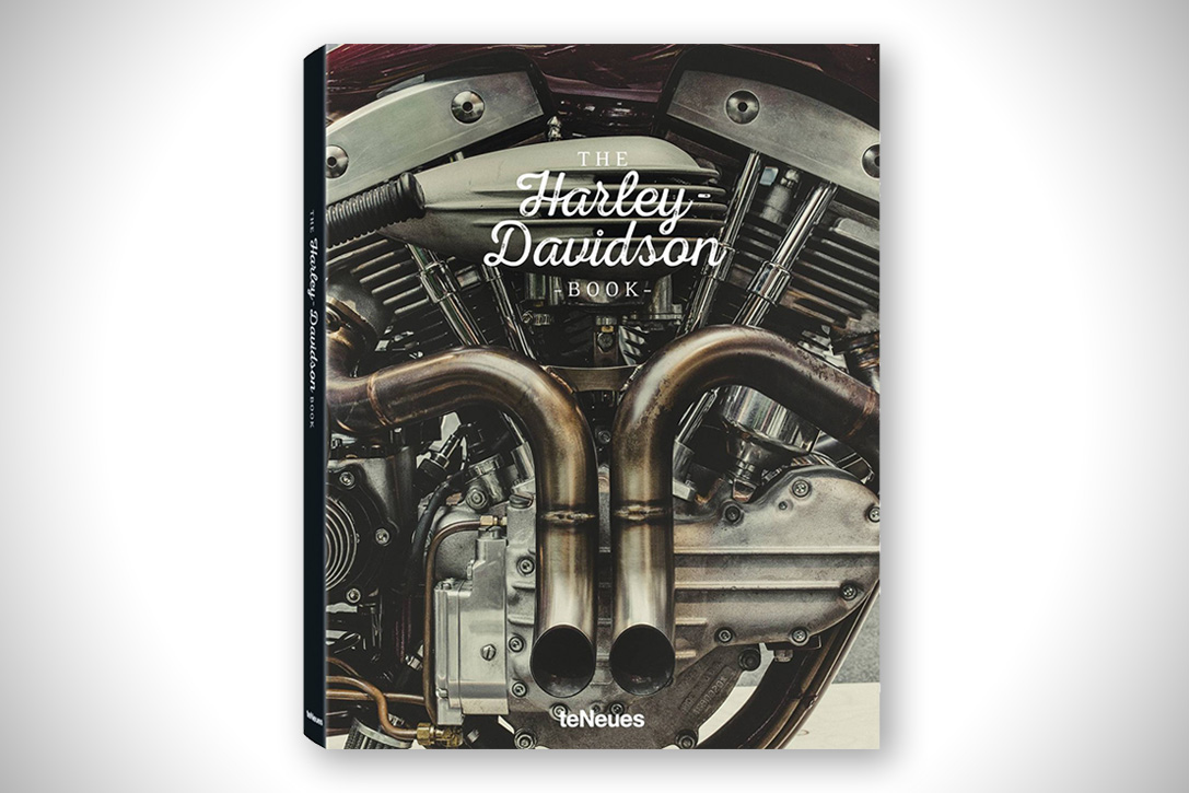 The Harley Davidson Book 01
