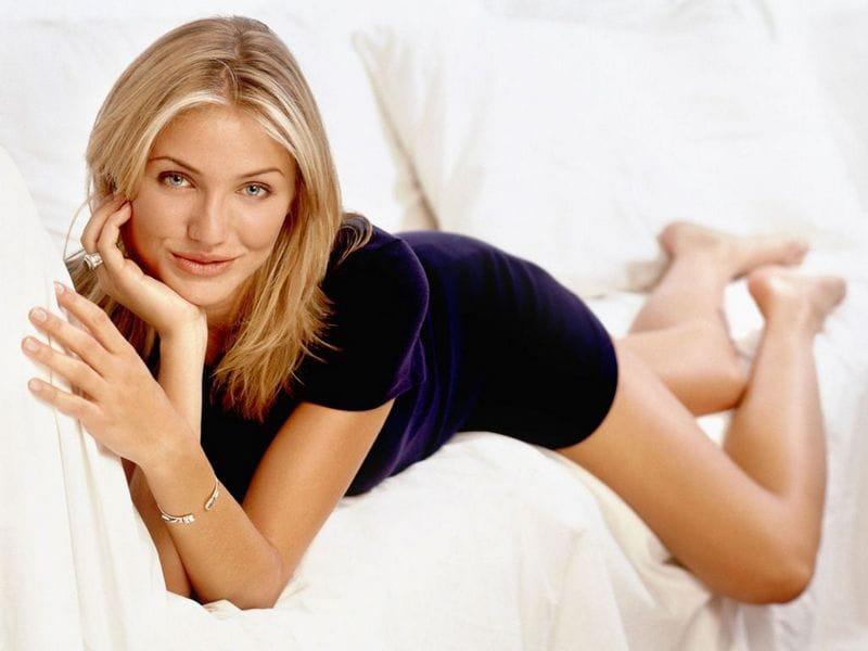 Κάμερον Ντίαζ σεξ ταινία βίντεο