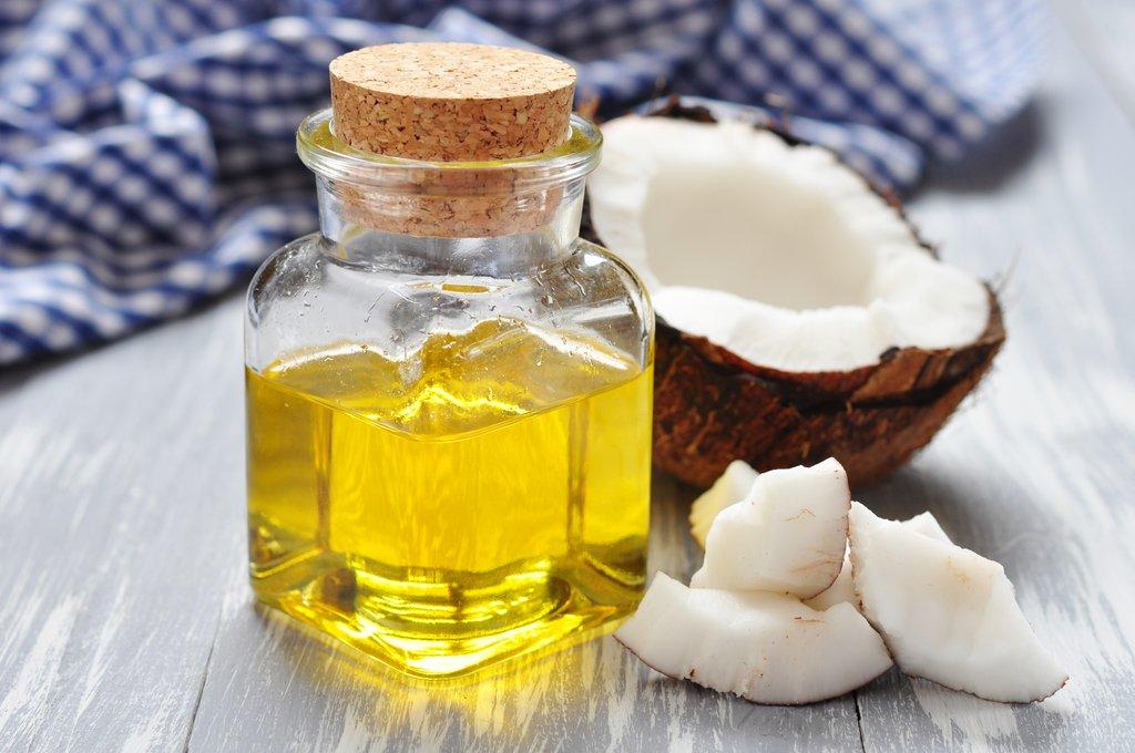 coconut oil benefits children