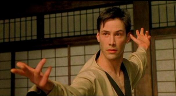 Matrix Kung FU
