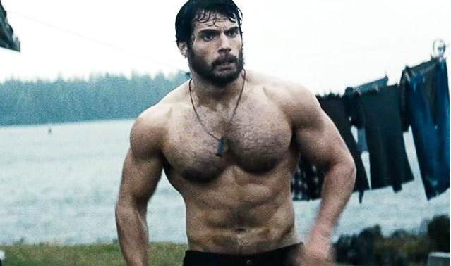 henry cavill steroids