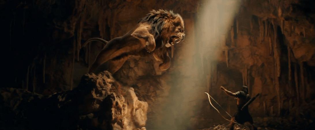 Nemean Lion VS Hercules