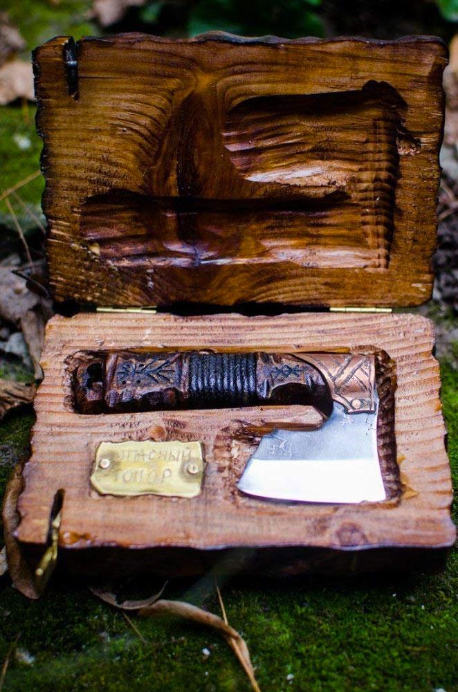 warrior axe straight razor 34147