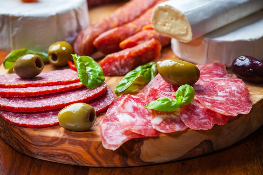Salumi Cured Meats
