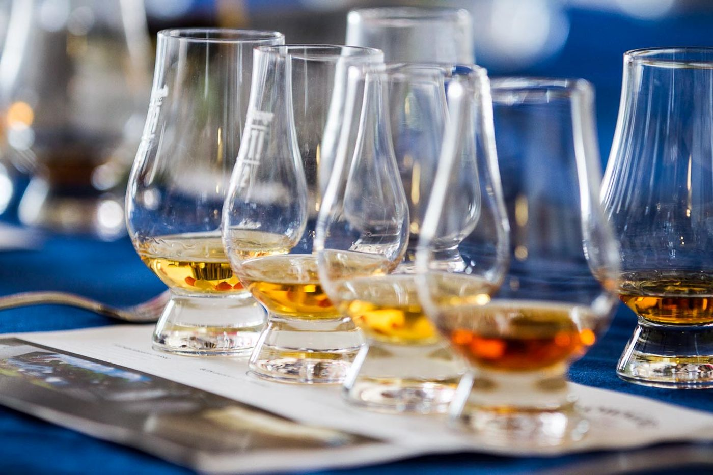 Whisky Tasting Image