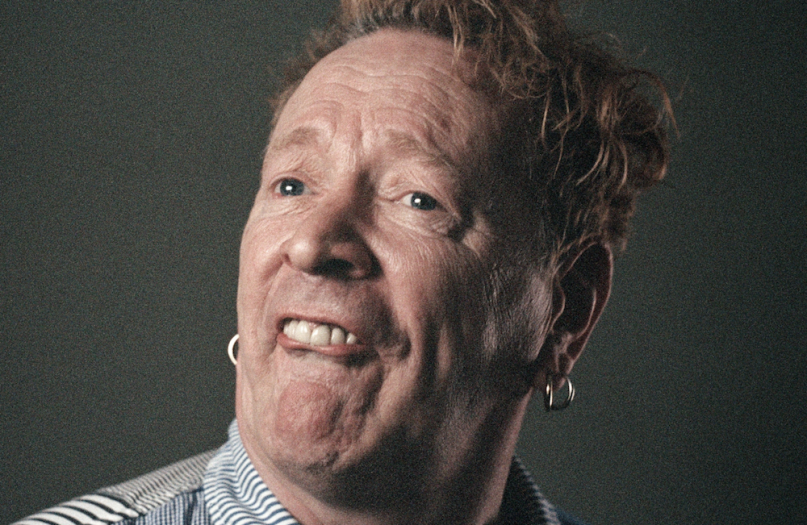 johnny rotten green day turgid
