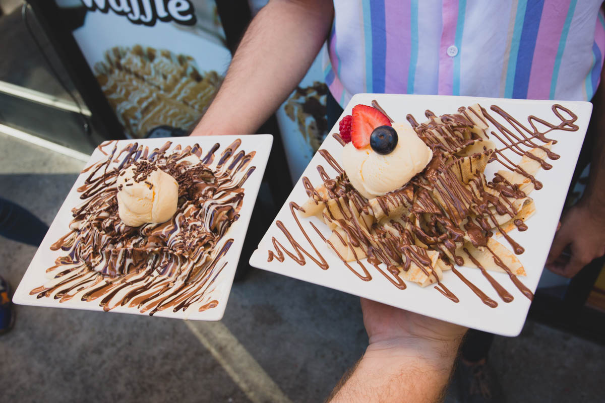 ChocoFruit Crepes 3