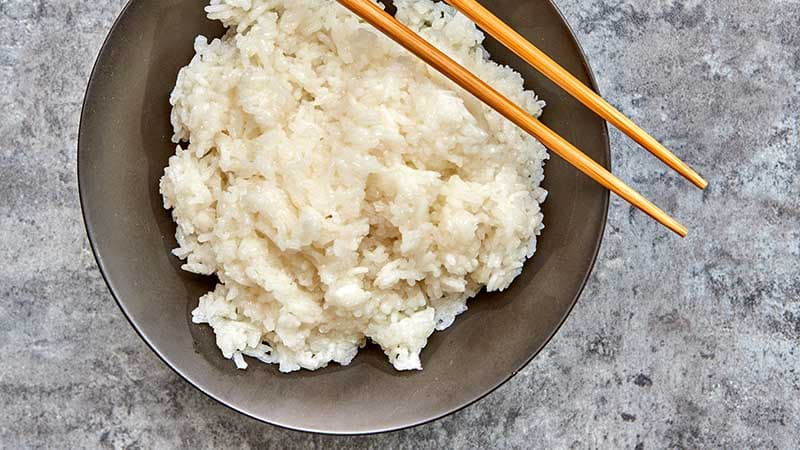 sticky rice hero