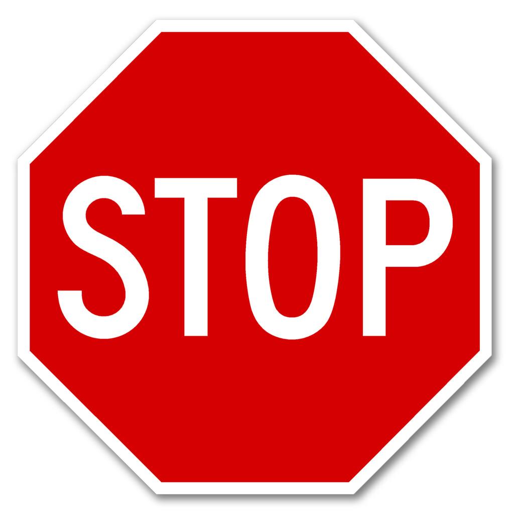 Μάθαμε για ποιο λόγο το σχήμα του «STOP» είναι οκταγωνικό - RatPack.gr e8a8f50e503