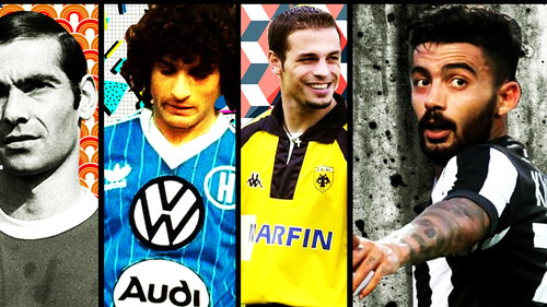 Τα στυλ που σημάδεψαν το Ελληνικό Ποδόσφαιρο από το '60 μέχρι σήμερα