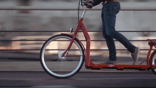 Βγάζουμε το καπέλο στο ποδήλατο του τεμπέλη