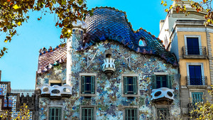 Βαρκελώνη δεν είναι μόνο η Barca, είναι και τα κτίρια του Gaudi