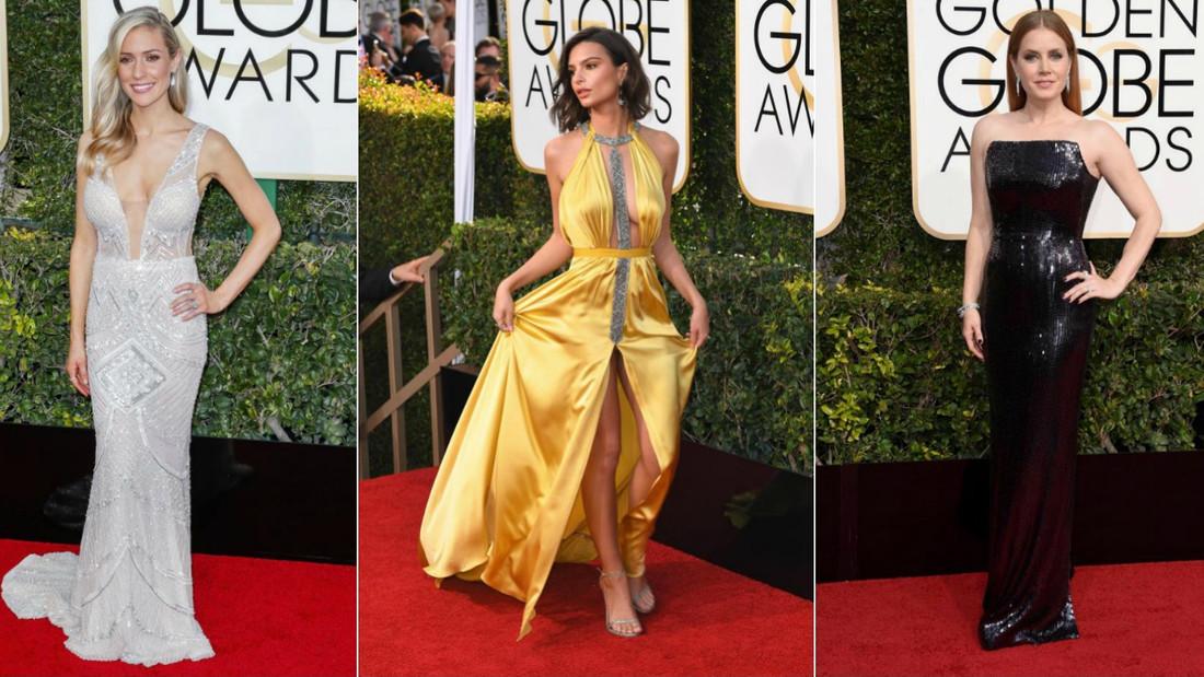 Οι πιο ερωτεύσιμες γυναίκες των χθεσινών Golden Globes