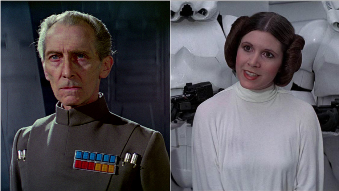 Έτσι ανέστησε το «Rogue One» τους Moff Tarkin και Princess Leia