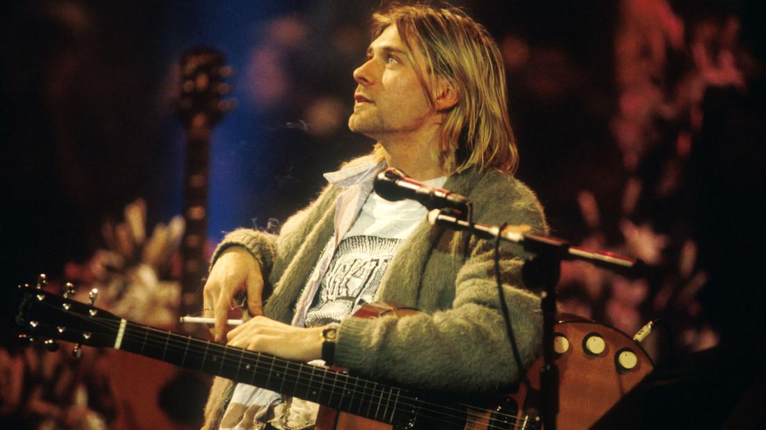 Η ζακέτα του Kurt Cobain θα σε προστατέψει από την ψύχρα