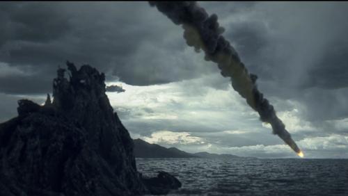 54 δευτερόλεπτα γεμάτα εκρήξεις, θάλασσες και σκοτεινά τοπία