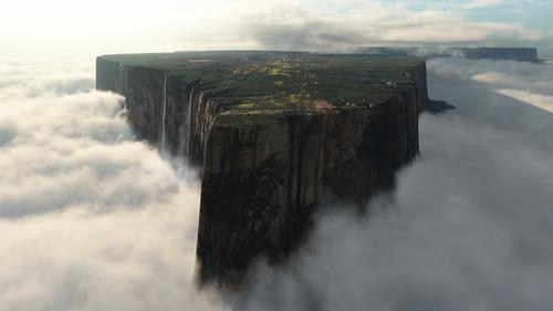 Το «μυθικό» βουνό που χωρίζει τρεις χώρες της Νότιας Αμερικής