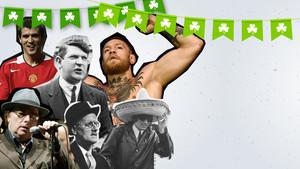 6 Ιρλανδοί Ήρωες που θα θέλαμε να τους κεράσουμε μια Guinness