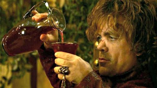 Γίνε λιάρδα με τα κρασιά του Game of Thrones, κάνε τον Τύριον περήφανο!
