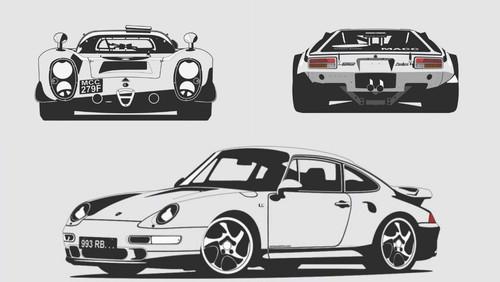 Tα ομορφότερα αυτοκίνητα που φτιάχτηκαν ποτέ