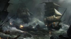 Πειρατικά σκίτσα ΜΟΝΟ για τους φανατικούς του Black Sails