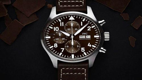 Η IWC παρουσιάζει τα νέα ρολόγια Pilot με την κλασική σχεδίαση Saint Exupéry