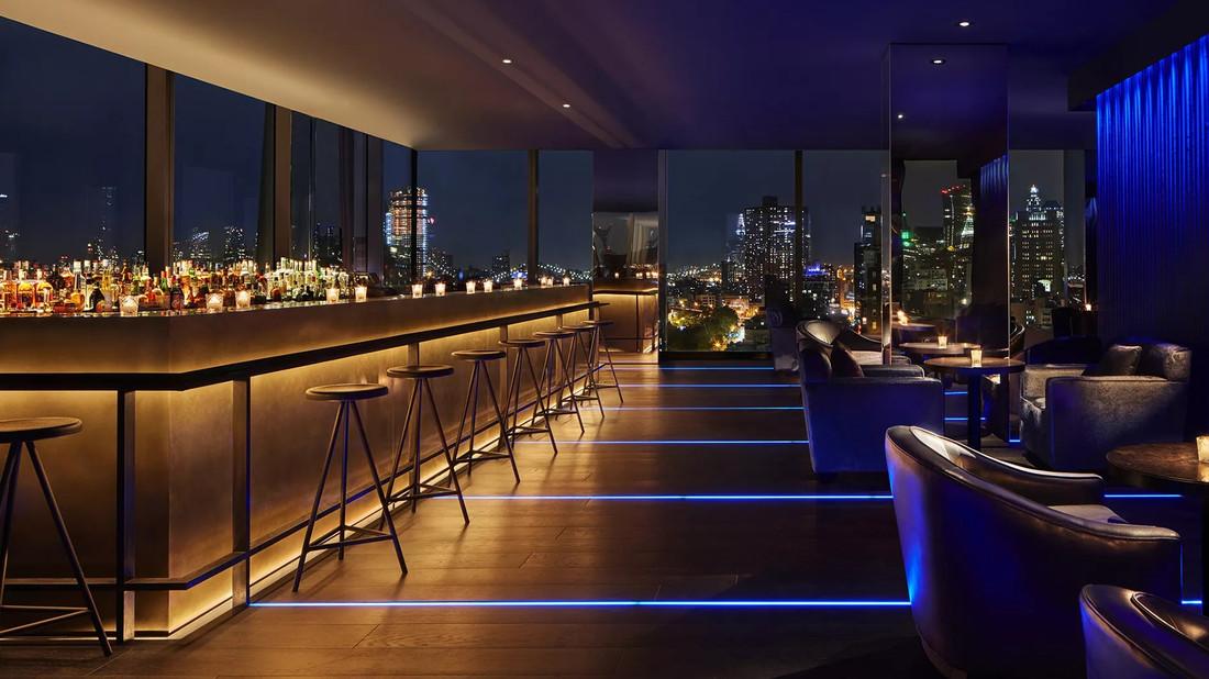 Πολυτελές ξενοδοχείο στη Νέα Υόρκη μόνο για την εργατιά
