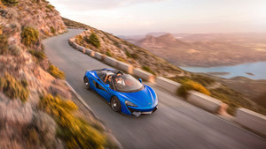 Τον Αύγουστο κυκλοφορεί το νέο καμάρι της McLaren