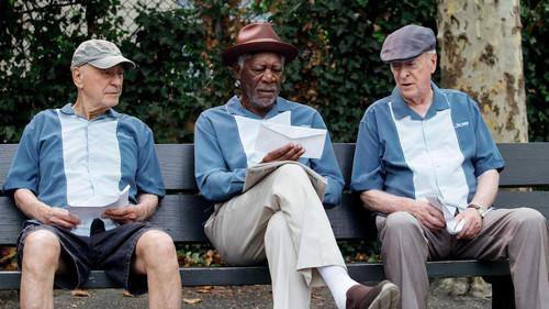 ΠΑΜΕ ΣΙΝΕΜΑ: Στα σούπερ-παππούδια Μάικλ Κέιν και Μόργκαν Φρίμαν