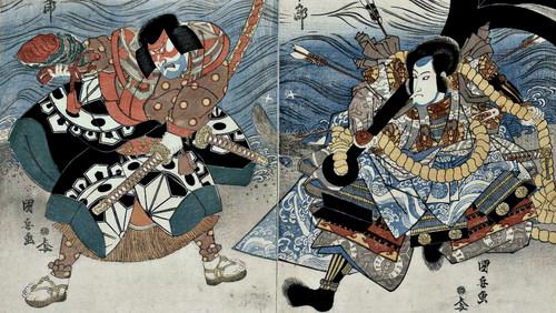 2500 πίνακες γεμάτοι Σαμουράι, Γκέισες και μαγευτικά τοπία