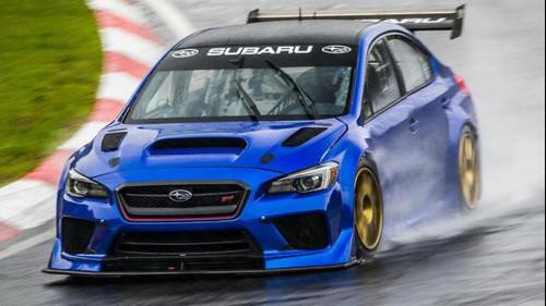 Ο θόρυβος του ασυγκράτητου Subaru θα σε απογειώσει