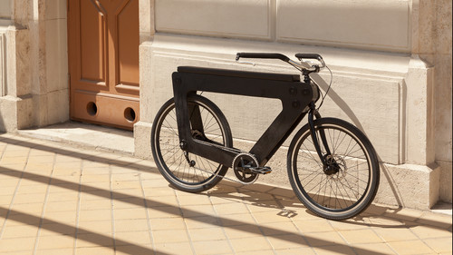 Ένα δίκυκλο αριστούργημα ιδανικό για ποδηλατάδα στην πόλη