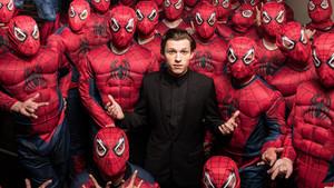 Ο Χόλαντ δεν υποδύεται τον Spiderman, ΕΙΝΑΙ ο Spiderman!
