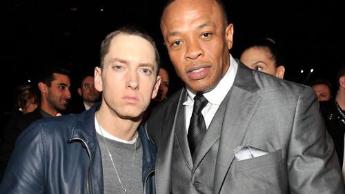 Όταν ο Eminem συνάντησε για πρώτη φορά τον Dr. Dre