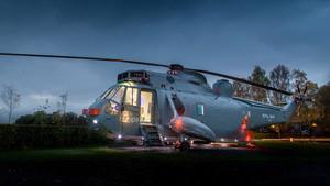 Θα έμενες σε ελικόπτερο;