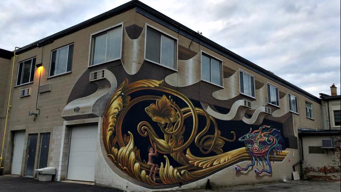 O WD χτυπάει γκράφιτι και στον Καναδά