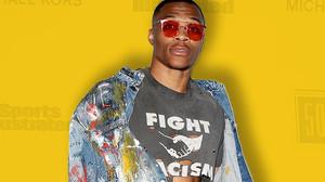 Το γκρίζο, το σκισμένο το μπλουζάκι σου ρε Westbrook