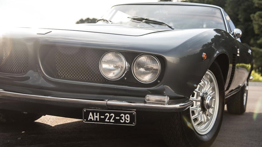 Η Iso Grifo του 1966 που κόντραρε Ferrari και Maserati
