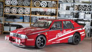 Έρωτας για την σπάνια Alfa Romeo του 1987