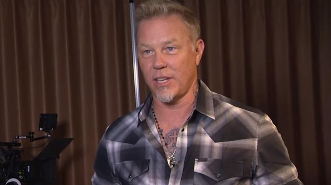 Απολαύστε το γείωμα που έριξαν οι Metallica στις αδελφές Τζένερ